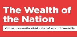 The continuing redistribution of Australia's wealth, upwards