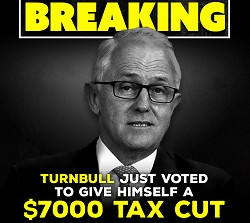 The make-believe land of Turnbull, Morrison & Co.