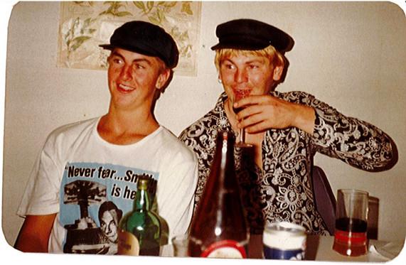 Bern and Pat