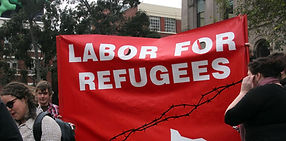 Labor_for_Refugees_-_Refugee_Action_prot