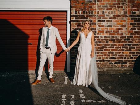 Gosforth Civic Theatre Wedding