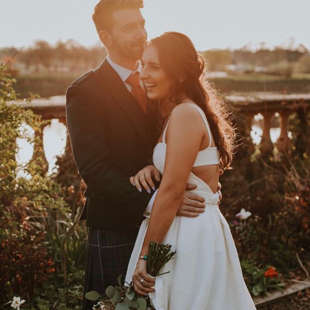 Lauren & Andrew