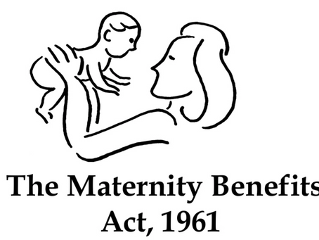 ANALYSIS OF MATERNITY BENEFIT ACT