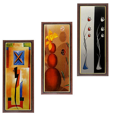 WENS Colorfull Floral Wall Art