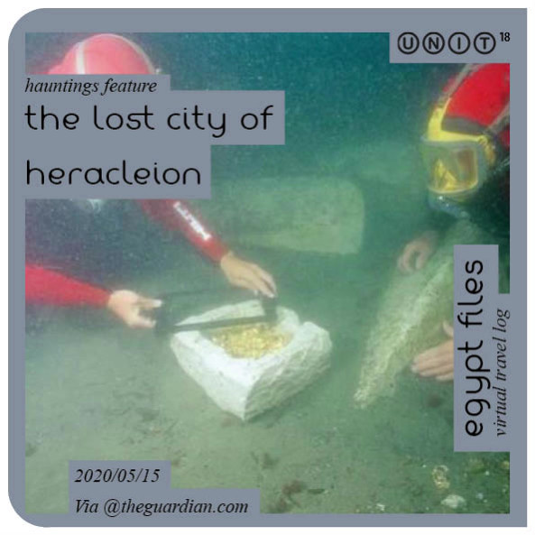 2020.05.14 - The Lost City of Heracleion