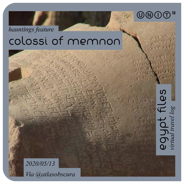 2020.05.13 - Colossi of Memnon.mp4
