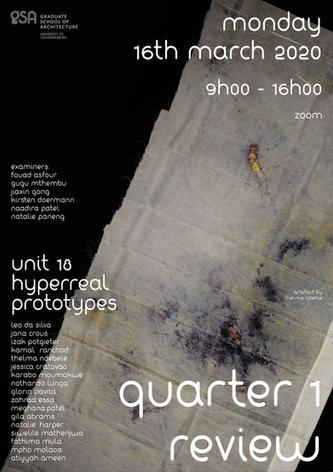 Quarter 1 Review
