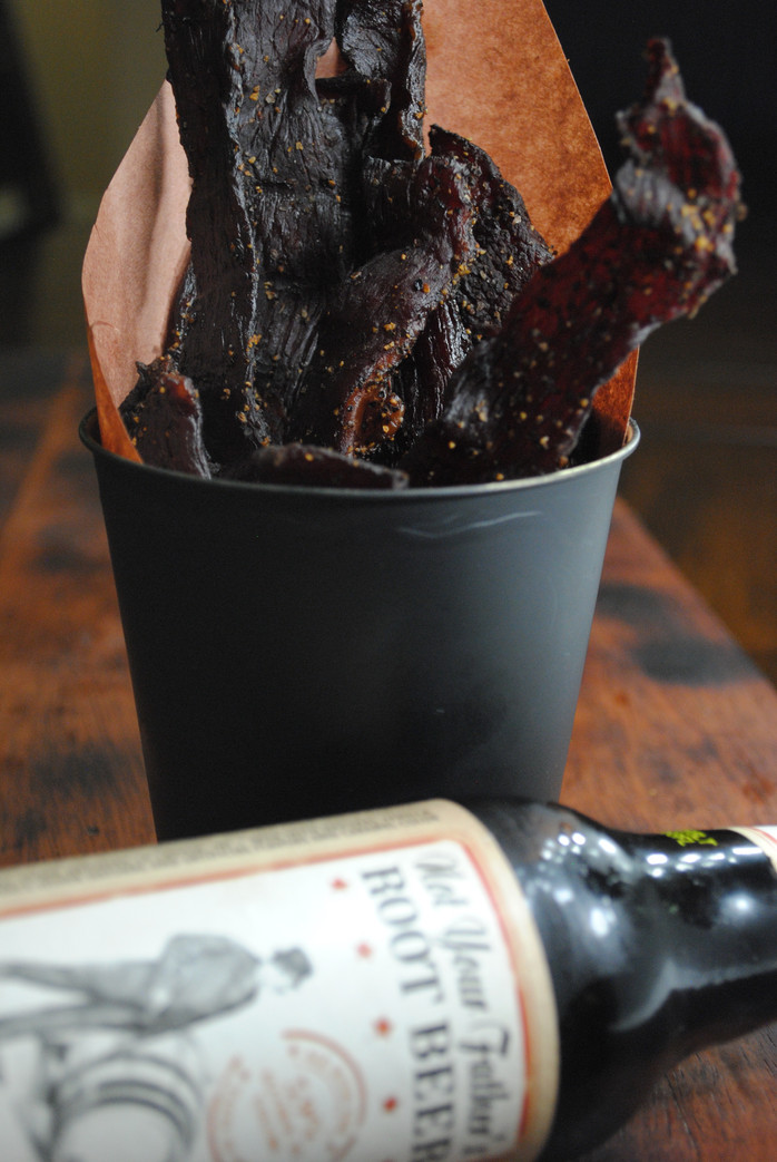 'Not Your Father's' Jerky