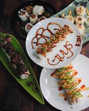 BBQ Sushi Rolls