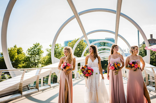 District Winery Wedding