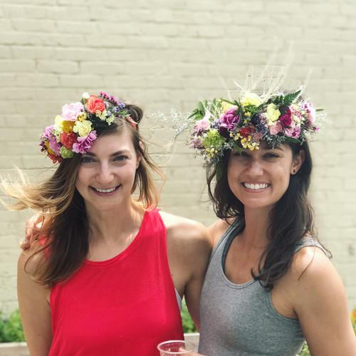 Floral Crown Workshop Washington DC