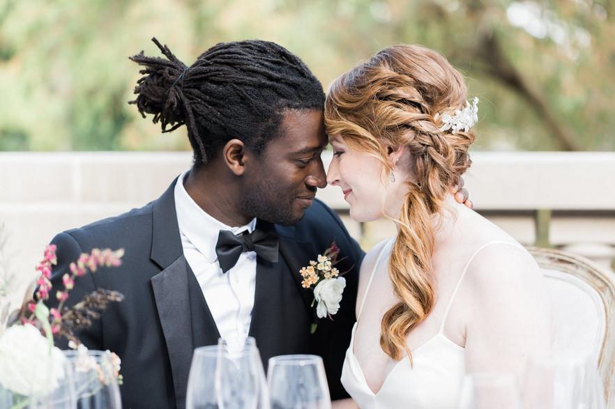 Dumbarton Oaks Wedding