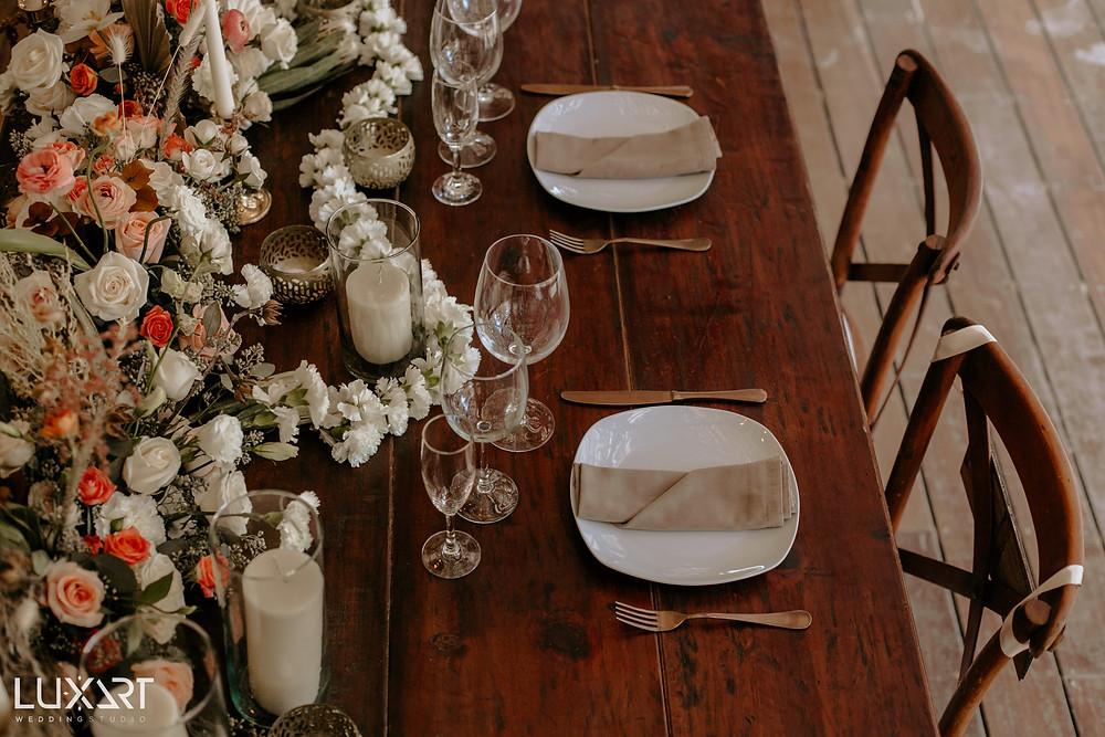 Casa Delirio - Casa Damiana - Tulum florist Wedding