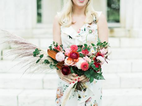 Bouquet for Rachel