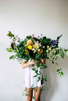 Garden Style Bouquet CasaDelirio