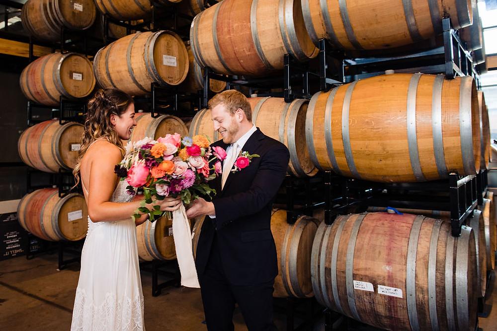 District Winery Florist Washington DC