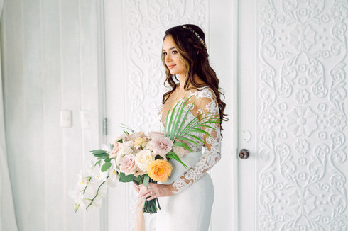 Natalie, Wedding floral design