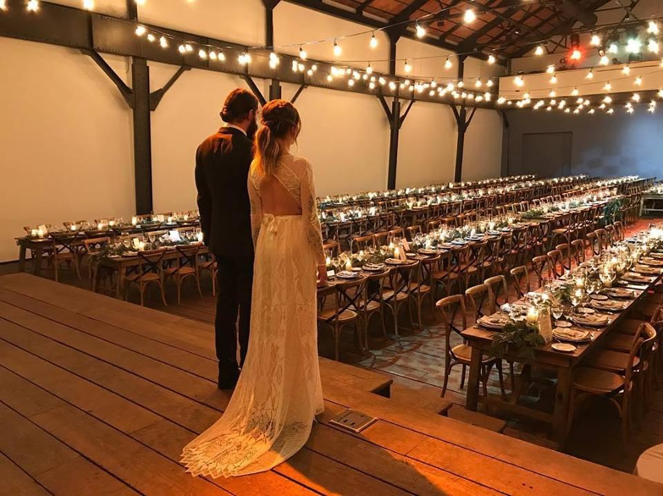Estacion Indianilla boda