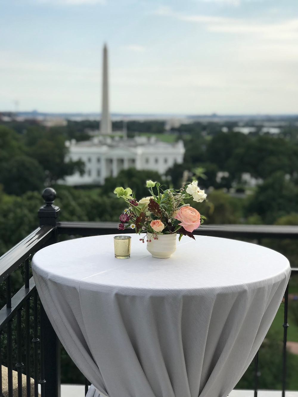 Hay-Adams Wedding Washington White House, Casa Delirio Floraldesign
