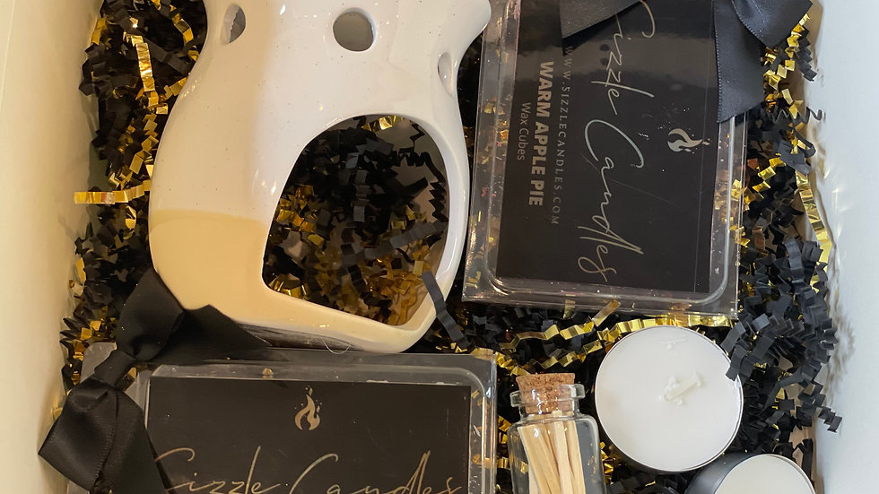 The Sizzle Candle Gift Set