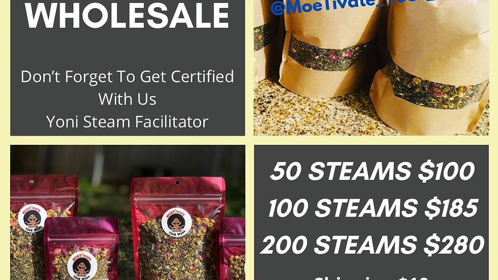 Wholesale Yoni Steams