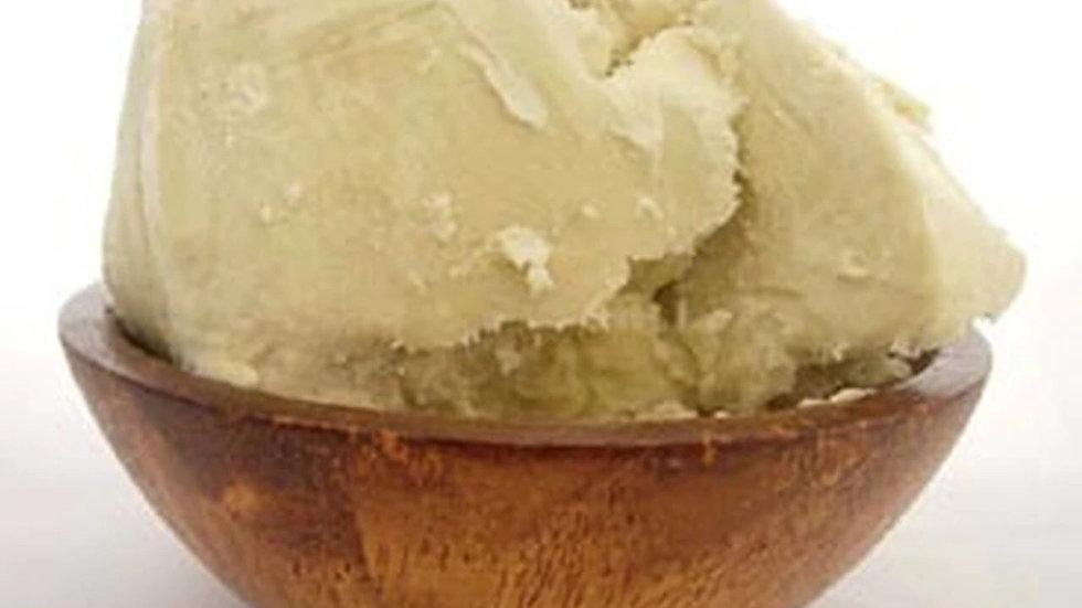 Raw Shea Butter (West Africa)- 2oz