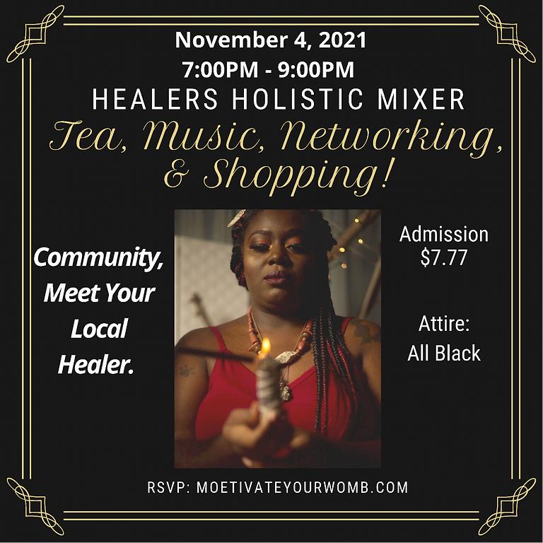 Healers Holistic Mixer
