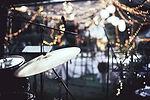 Band en plein air