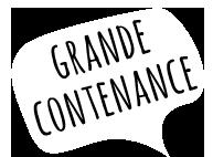 Sac Tote-bag motif cartoon Tootoons texte personnalisable grande contenance