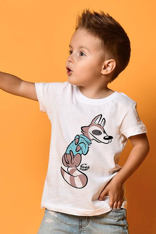 Tee-shirt Enfant et Ado Coon - 2 tailles d'illustration