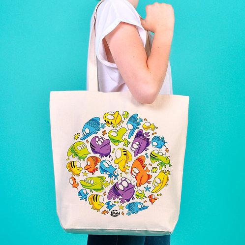 Tote-Bag Fishy