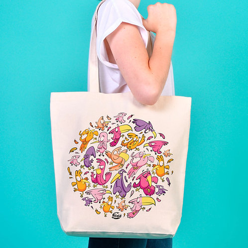 Tote-Bag Birdy