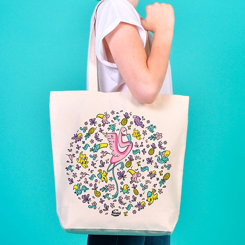 Tote-Bag Flamy