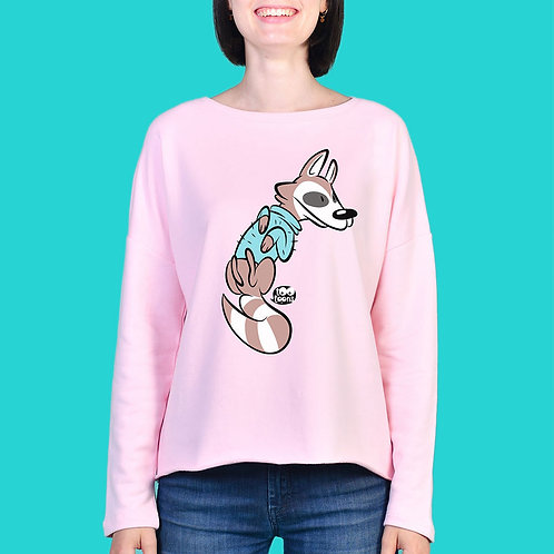 Sweat Coon - 2 tailles d'illustration