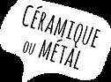 Mug céramique ou métal personnalisable cartoon tootoons