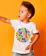 Tee-shirt enfant et ado cadeau personnalisable cartoon Tootoons