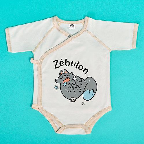 Body Cat personnalisable avec le prénom de votre enfant !