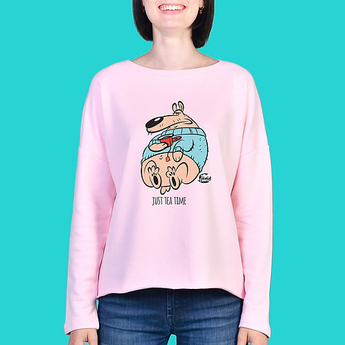 Sweat Teddy - 2 tailles d'illustration