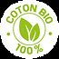 Textile en coton bio eco-responsable Tootoons