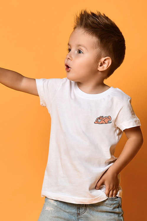 Tee-shirt Enfant et Ado Smily Cat