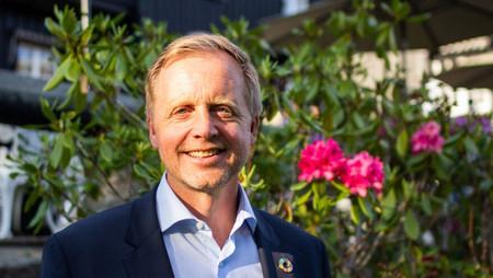 Welcome Bjørn Kjærand Haugland