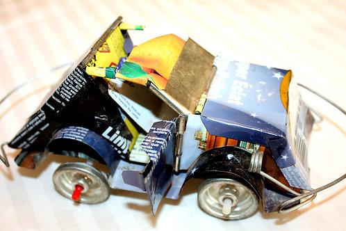 #9060 - Voiture recyclée BL foncé