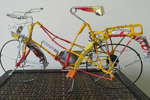 Vélo recyclé