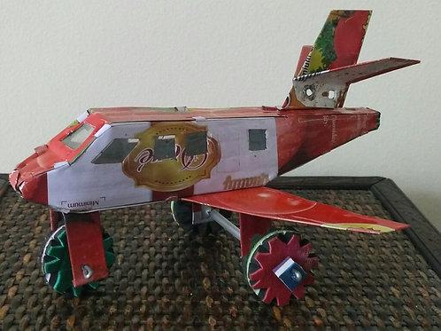 Avion recyclé