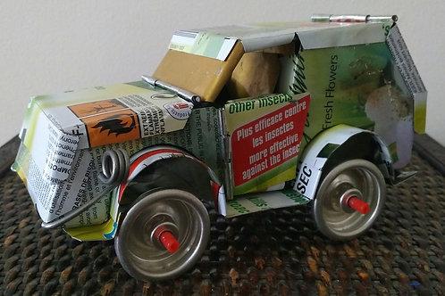 4X4 recyclé
