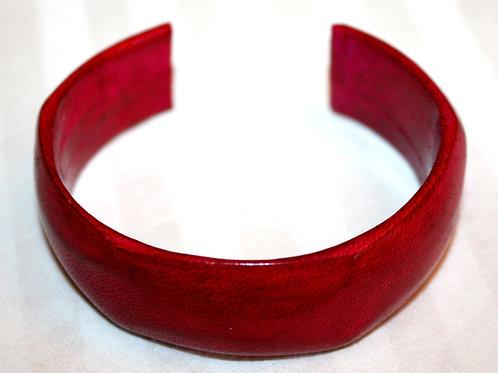 #7123 - Bracelet en cuir étroit