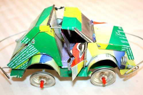 #9061 - Voiture recyclée VT