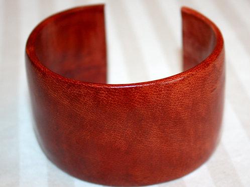 #7119 - Bracelet en cuir large