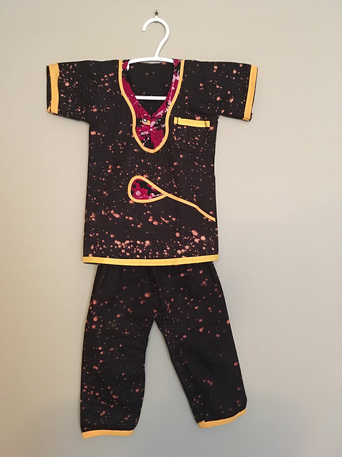 Vêtement pour enfant en coton