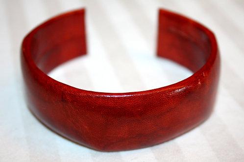 #7126 - Bracelet en cuir étroit